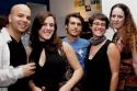 Andrew Kluger, Melanie Swersey (costume design), Miles Partington, Rachel Swersey, an Photo