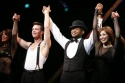 Usher and Chicago cast members