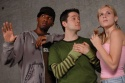 Dashaun Young (as Jamal), Ben Rauch and Jessie Novotny (as Candy) Photo