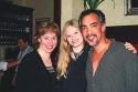 Nancy with daughter Jillian and husband Thom Sesma
