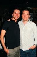 Scott Allgauer (BARE) and Eddie Varley