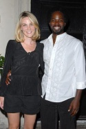 Harold Perrineau and guest