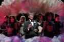 Usher and ensemble