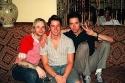 Joe Dulude (Make-Up Designer, Wicked) , Adam Fleming (BARE) and Scott Photo