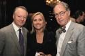 David Nolan, Meredith Vieira, and Aldon James (President, National Arts Club)