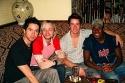 Scott, Joe, Adam and Rashad Naylor (Hairspray) Photo