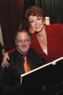 Eugene Gwozdz and Donna McKechnie