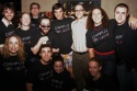 The cast, crew, and creative team of Oedipus for Kids!--Back: Robert J Saferstein (Co Photo