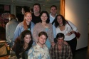 Top Row: Cornell Christianson (last year's NYMF, It Came From Beyond), Gregory Brown  Photo