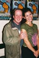 Patrick Garner and Jenny Powers