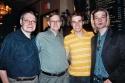 Andrew Benedict, Tom Blecher, Paul McGill and Brandon Ruckdashel