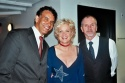 Brian Stokes Mitchell, Christine Ebersole with her husband Bill Moloney (Percussion)