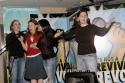Hollis Scarborough, Tara Giordano, Alessandra Migliaccio, and Kelly Tighe Photo