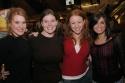 Hollis Scarborough, Kelly Tighe, Tara Giordano, and Alessandra Migliaccio