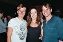 Nathan Peck, Amy Ling and Gavin Esham Photo