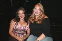 NYMF Broadway Idol Contestants Jaclyn Huberman and Beth Kirkpatrick