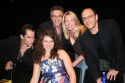Seth Rudetsky, Jaimie Mayer, Chip Zien, Marin Mazzie and Lonny Price