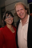 Christine Pedi and Peter Bogyo (General Manager) Photo