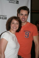 Paige Davis (most recently seen on Broadway in Chicago) and John Driscoll