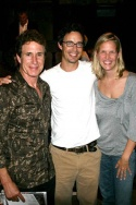 John Shea with M/M Tom Cavenaugh Photo