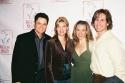Donny Osmond, Debbie Osmond, Sarah Uriarte Berry and husband Michael Berry Photo