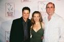 Donny Osmond, Sarah Uriarte Berry and Robert Jess Roth Photo