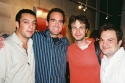 Will Frears (Director), David Kirshenbaum, Daniel Goldfarb and Vandim Feitchtner (Musical Director)