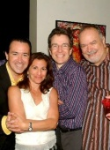 KSA Power Agents: Steve Glaudini, Victoria Morris, Casting Director Michael Donovan and Ronn Goswick
