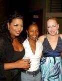 Beehive's Sylvia MacCalla, LaToya London and Kathleen Hennessey