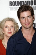 Blythe Danner and Gale Harold Photo