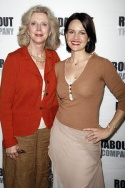 Blythe Danner and Carla Gugino Photo