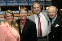 Bonnie Comley, Jay Johnson, Stewart F. Lane and Herb Goldsmith Photo