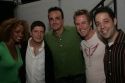Asmeret Ghebremichael, Michael McGrath, Hank Azaria, Greg Reuter, and Steve Rosen