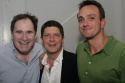 Richard Kind, Michael McGrath and Hank Azaria