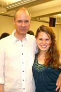 John Caird and Celia Keenan-Bolger