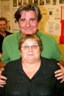 Gary Beach and Jenny Galloway