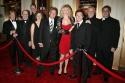 Wayne Cilento with original cast members of A Chorus Line
