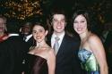 Natalie Cortez,  Paul McGill (Mark) and Mara Davi