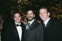 Jason Tam, Michael Paternostro (Greg) and Ken Alan