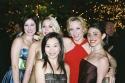Mara Davi, Jessica Lee Goldyn, Yuka Takara (Connie), Charlotte D'Amboise and Natalie Cortez