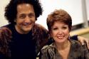 John Sefakis and Donna McKechnie Photo