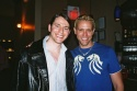Larry Edoff (Musical Director/Composer) and Adam Pascal