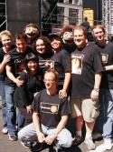 The cast of Avenue Q! Photo
