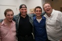 Jason Eagan, Arnie Mazer, Zach Shaffer, and Randall David Cook