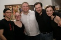 Alex Lippard, Alison DeSantis, Randall David Cook, Michael Barra and Katie Dietz