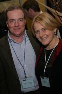 John Breckenridge and Kathy Evans