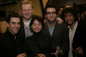 Michael Cooper, Robert Maddock, Hey Jung, Joe Iconis, and Reza Jacobs
