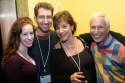 Elisabeth Schneider, Sam Carner, Jana Robbins, and Michael Price
