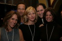 Tracy Aron, Andrew Asnes, Anastasia Barzee, Richard Kind, and Stefany Bergson