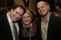 Richard Kind, Kathy Evans, and Jayson Raitt